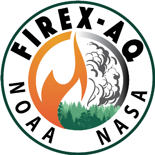 Fire Influence on Regional to Global Environments and Air Quality-logo